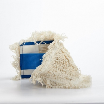 MOP Pamutból 40cm-es Füles és zsebes