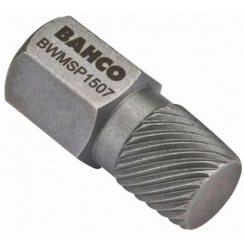 """BAHCO Törtcsavar kiszedő fejek 5/8"""", 14mm-hez"""
