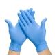 Nitril vegyszerálló kesztyű Szín: kék Méret: S/M 100 db/csomag
