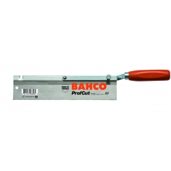 BAHCO Illesztofűrész - hajlított fanyelű, átfordítható