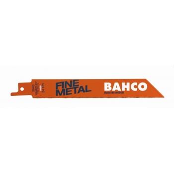BAHCO Orrfűrészlap Sandflex® Bi-metal, 150mm, TPI 24, ST, 2db-os kiszerelés