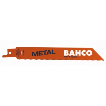 BAHCO Orrfűrészlap, Sandflex® Bi-metal, 150 mm, 18 ZpZ, ST, 2db-os kiszerelés