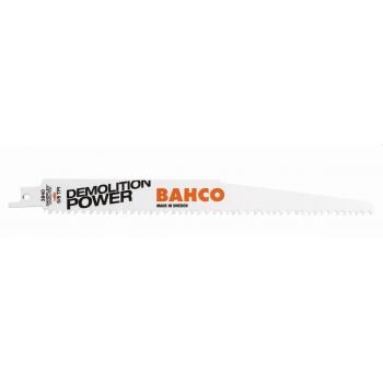 BAHCO Orrfűrészlap, Sandflex® Bi-metal, 300 mm, 5/8 ZpZ, DSL, 2db-os kiszerelés