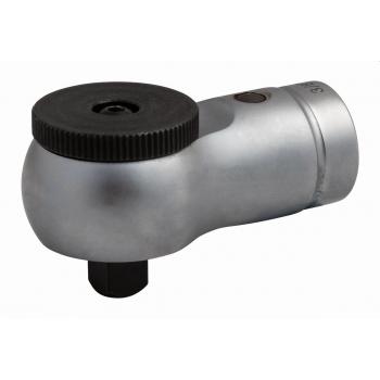 """BAHCO 1/4"""" Racsnisfej, kör 16mm csatlakozással nyomatékkulcshoz"""