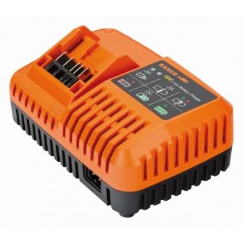 BAHCO Akkumulátortöltő 18V, 2.3 A, Gyorstöltő