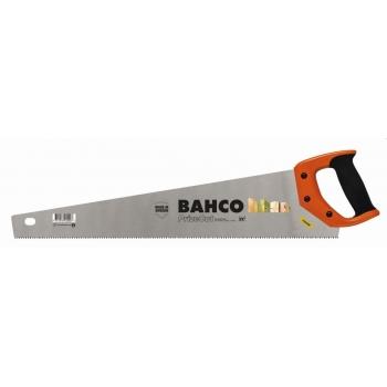 Szállítási idő: megrendeléstől számítva 2 hónap! - BAHCO Kézifűrész edzett fogakkal, 550mm, 6/7 fogszám