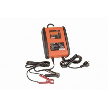 BAHCO Akkumulátor töltő teljesen automata 12V 15A (10-230Ah) 8-stufig mit Versorgungs-Modus