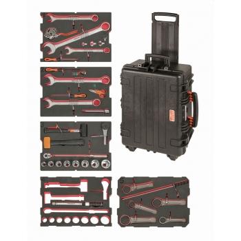 BAHCO Szerszámostáska szerszámokkal 4750RCHDW02 WINDM. TAH HD SET
