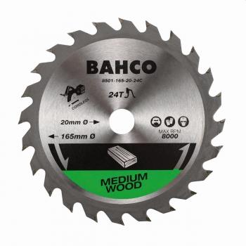 BAHCO Körfűrészlap 165mm, fához