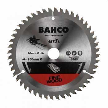 BAHCO Körfűrészlap 165mm, Spezialverzahnung für Laminat+hartes Holz