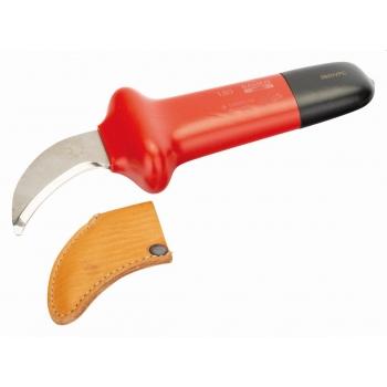 BAHCO Szigetelt kés, hajlított