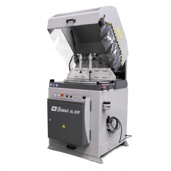 BOMAR Körfűrészgép AL 500 semi-automatic