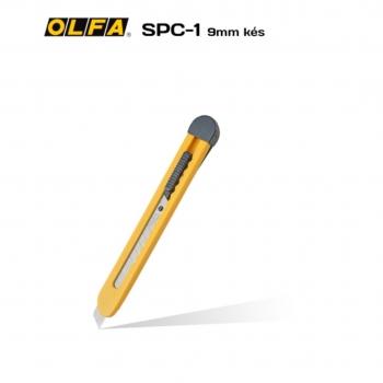 OLFA SPC-1 Dekorkés 9mm