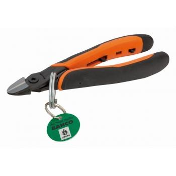 BAHCO Oldalcsípőfogó leesés elleni gyűrűvel, 180mm