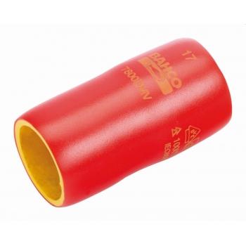 """BAHCO 1/2"""" Szigetelt dugókulcs 12 lapú 15mm"""
