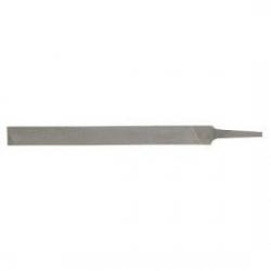 BAHCO Lapos reszelő, nyél nélküli, 200x20x5mm, 145g, fog/cm: 10, vágat: 1