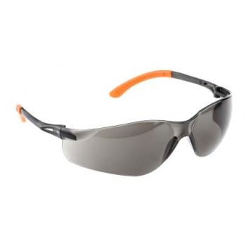Pan View védőszemüveg PW38 PORTWEST Szín: füst/narancs, Méret: -