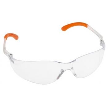 Pan View védőszemüveg PW38 PORTWEST Szín: víztiszta/narancs, Méret: -