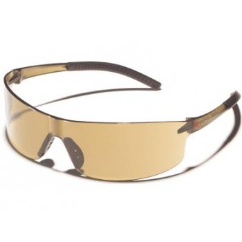 Védőszemüveg Barna Zekler 60