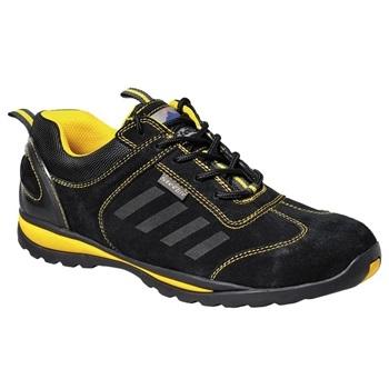 Steelite Lusum védőcipő S1P FW34 PORTWEST Szín: fekete, Méret: 39