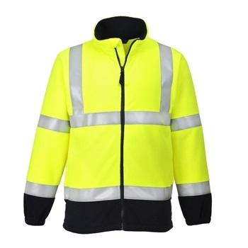 Bizflame Jólláthatósági Lángálló védőfelső FR31 PORTWEST Szín: sárga, Méret: XL