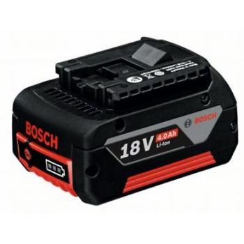 BOSCH Betolható akkumulátor 18 V-os, 4,0 Ah-s XL akku, COOLPACK technológiával (GBA)