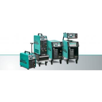 Merkle hegesztőgép Synergic MIG Pulse 400KW +SBT 504W, 4m