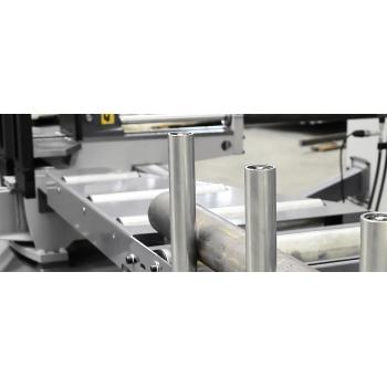 BOMAR Csatlakozó elem T640 görgősorhoz bal (Workline 610.450 DG, DGH)