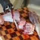 BAHCO/Sandflex Hús- és csontvágó fűrészlap, rozsdamentes acél, TPI 3, 300mm-es, inox