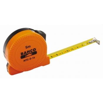 BAHCO Kompakt mérőszalag, 5m