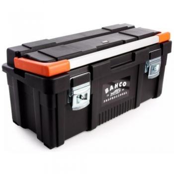 BAHCO Műanyag szerszámosláda, 650X300X295mm