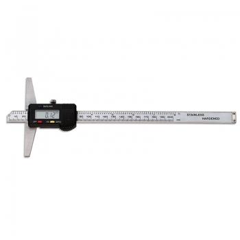FERVI Digitális mélységmérő 300mm DIN862