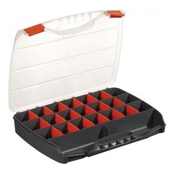 FERVI Müanyag szortiment doboz 380x310x60mm