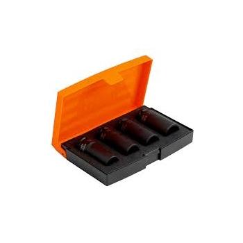 """BAHCO Hosszított dugókulcs készlet, 1/2"""", 4db-os 17-24mm"""