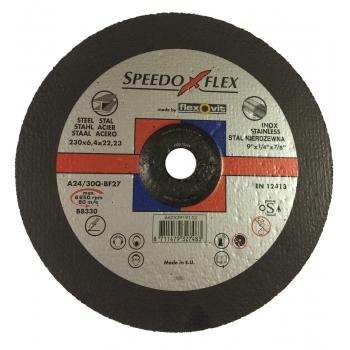 230*6,4 Tisztítókorong Inox Speedo