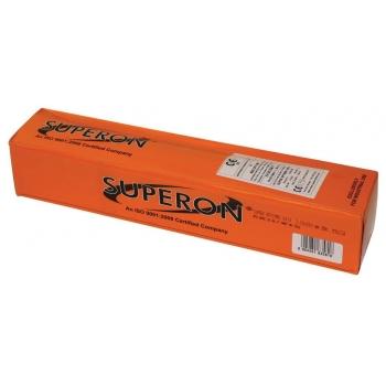 Hegesztőelektróda Gömbgrafitos és temperöntvényekhez 2,5*350mm Super Cast NiFe, 2kg-os, ESAB megfelelője: OK 92.58