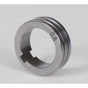 Merkle előtoló görgő 0.8 + 1.0 DV-26/31/32mm MIG hegesztőgéphez