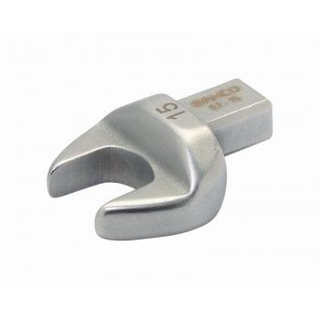 BAHCO 9mm-es villásbetét, 9*12mm csatlakozással