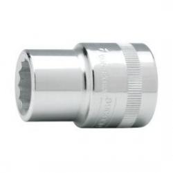"""BAHCO 3/4"""" Dugókulcs, Bi- Hex profil, 50mm"""