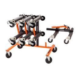 BAHCO Car Dolly 680kg