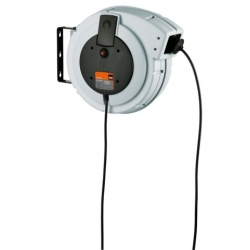 BAHCO Kábeldob 400V-os 2800/5000Watt 15m-es