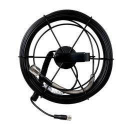 BAHCO Optikai kábelek, BE200 és BE210 digitális csőkamerákhoz (3m*5,8mm)-félkemény