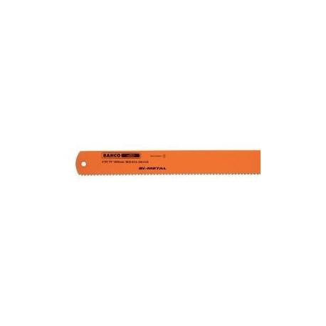 BAHCO Gépi fémfűrészlap, Sandflex® bi-metal, 500*38*2.00mm, TPI 4