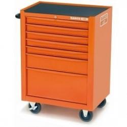 BAHCO Szerszámkocsi 7 Fiókos Narancssárga (Üres)