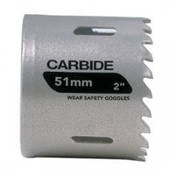 Holesaw CARBIDE TIPPED, 27MM