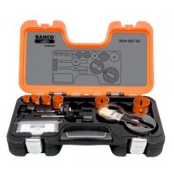 BAHCO Sandflex® Bi-metal körkivágó készlet, 8 részes