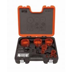 BAHCO Sandflex® Bi-metal körkivágó készlet, 13 részes