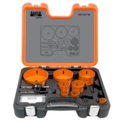 BAHCO Sandflex® Bi-metal körkivágó készlet, 12 részes