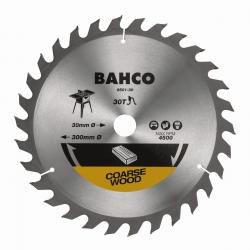 BAHCO Körfűrészlap, gyorsvágáshoz fára, átmérő: 180mm, 20 fog