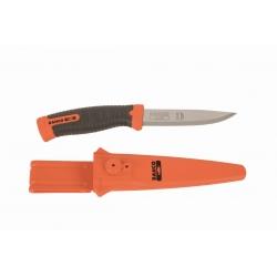 BAHCO Robusztus kés rozsdamentes acél pengével többcélú felhasználásra